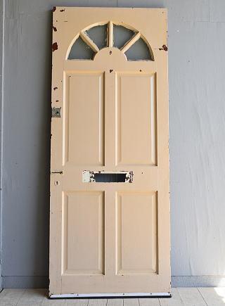 イギリス アンティーク ドア 扉 建具 7969