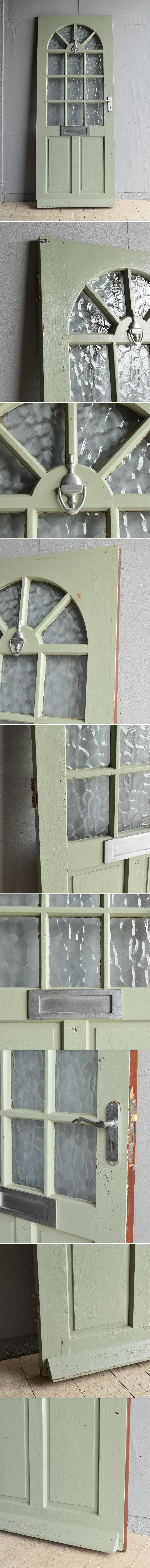 イギリス アンティーク ドア 扉 建具 8017