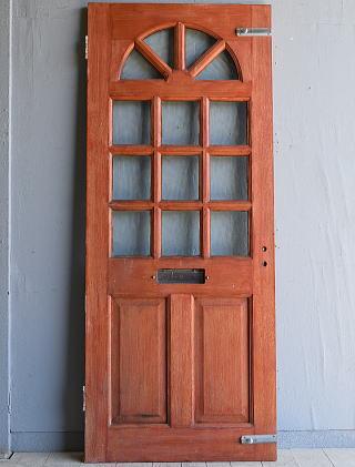 イギリス アンティーク ドア 扉 建具 8030