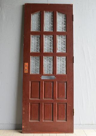 イギリス アンティーク ドア 扉 建具 8039