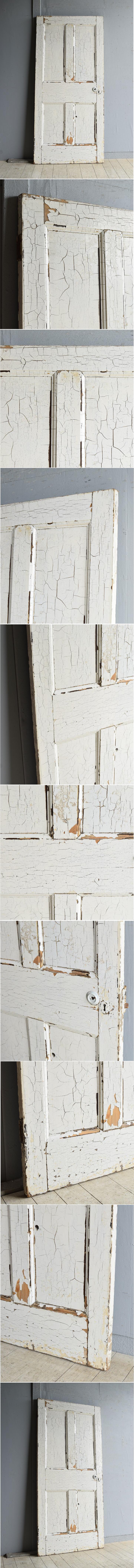 イギリス アンティーク ドア 扉 建具 8053