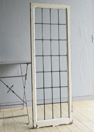 イギリス アンティーク 窓 無色透明 8058