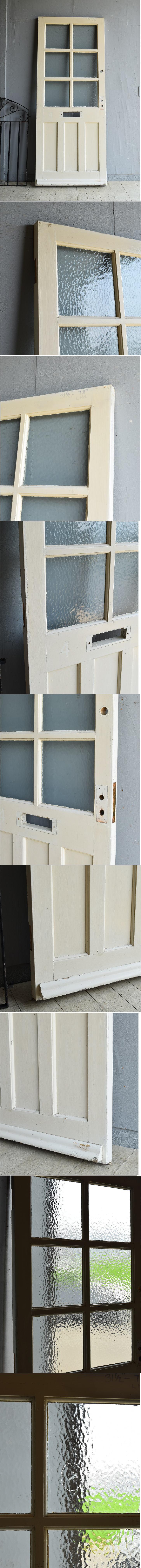 イギリス アンティーク ドア 扉 建具 8086