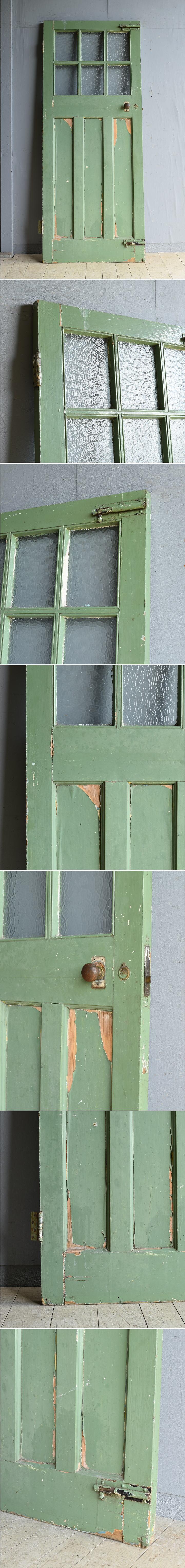 イギリス アンティーク ドア 扉 建具 9574