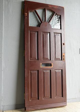 イギリス アンティーク ドア 扉 建具 8117
