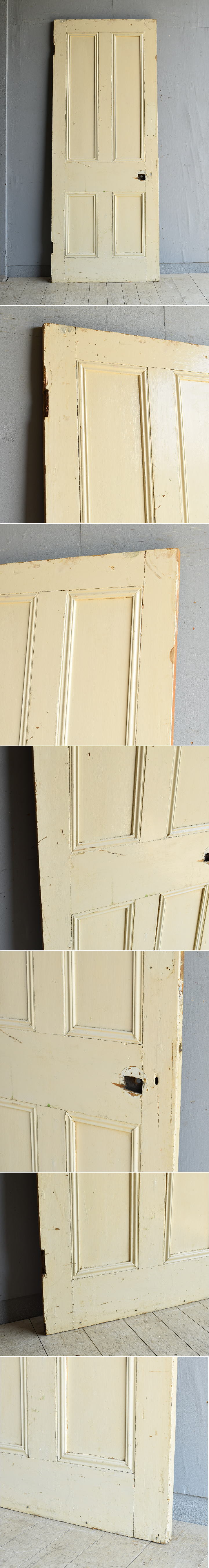 イギリス アンティーク ドア 扉 建具 8120