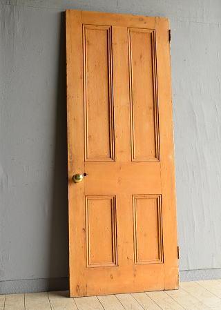 イギリス アンティーク オールドパイン ドア 扉 8127