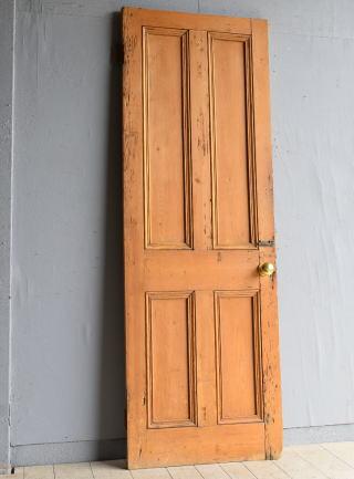 イギリス アンティーク オールドパイン ドア 扉 8128