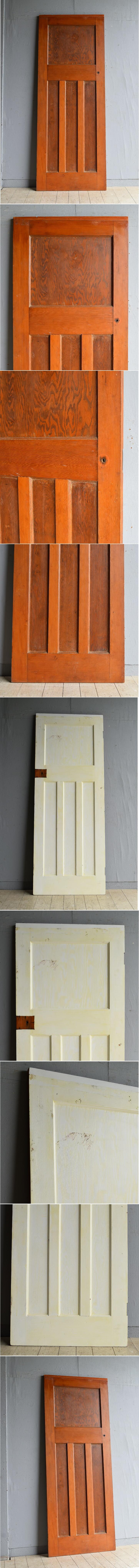 イギリス アンティーク ドア 扉 建具 8131