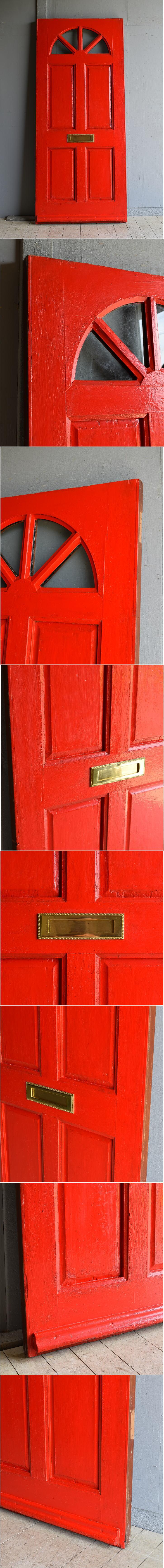 イギリス アンティーク ドア 扉 建具 8139