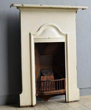 イギリス アンティーク ファイヤープレイス 暖炉 ディスプレイ 8173