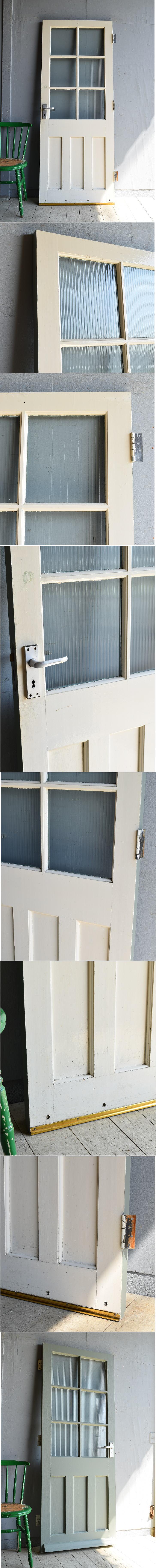 イギリス アンティーク ドア 扉 建具 8176