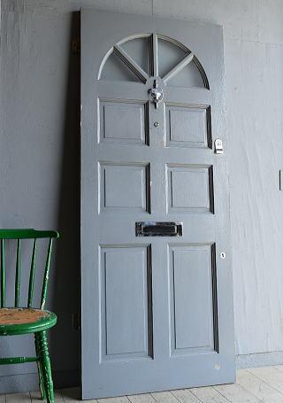 イギリス アンティーク ドア 扉 建具 8179