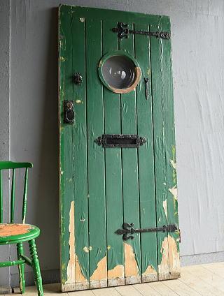 イギリス アンティーク ドア 扉 建具 8183
