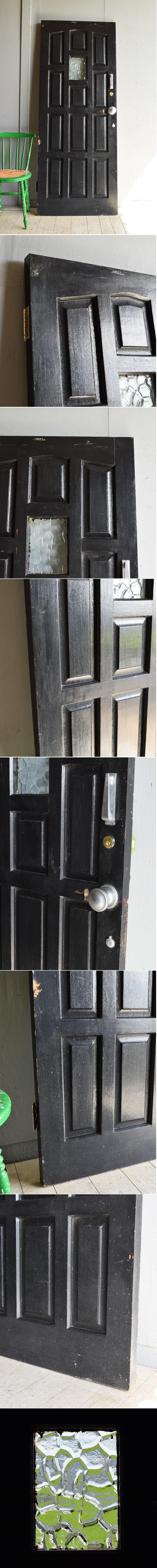 イギリス アンティーク ドア 扉 建具 8187