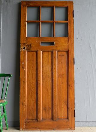 イギリス アンティーク ドア 扉 建具 8190