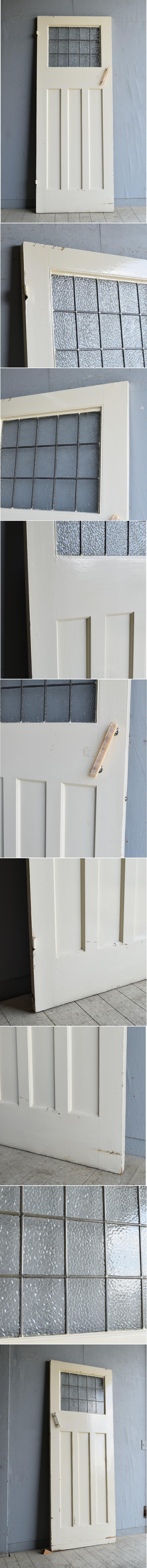イギリス アンティーク ドア 扉 建具 8259