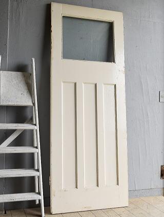 イギリス アンティーク ドア 扉 建具 8260