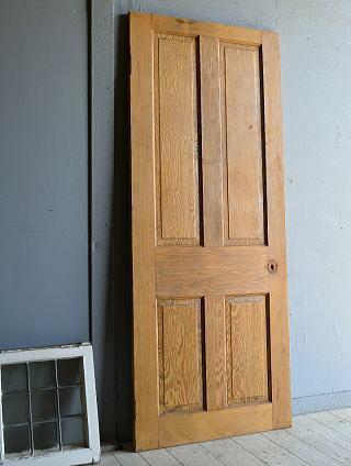 イギリス アンティーク オールドパイン ドア 扉 8285