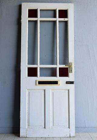 イギリス アンティーク ドア 扉 建具 8287