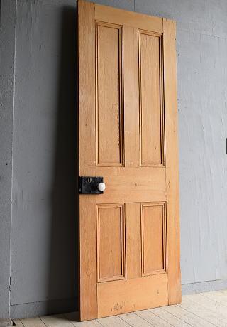 イギリス アンティーク オールドパイン ドア 扉 8304