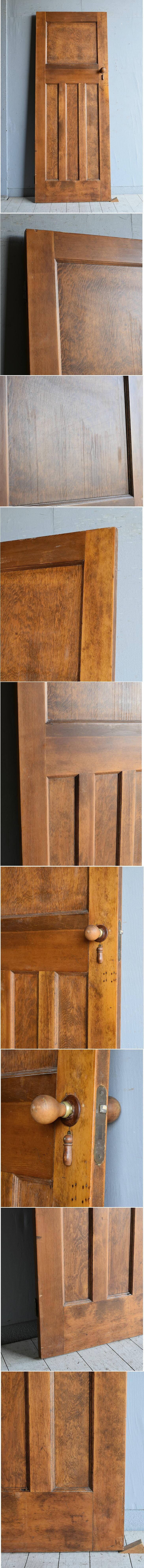 イギリス アンティーク ドア 扉 建具 8306