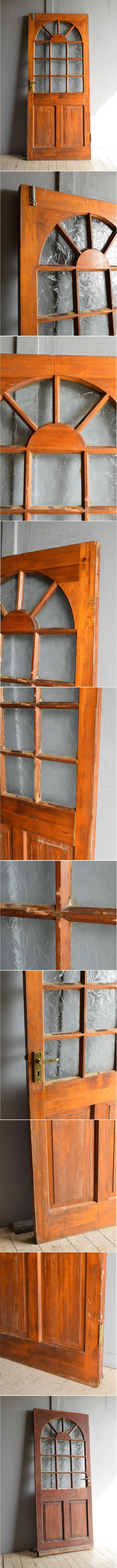 イギリス アンティーク ドア 扉 建具 8329