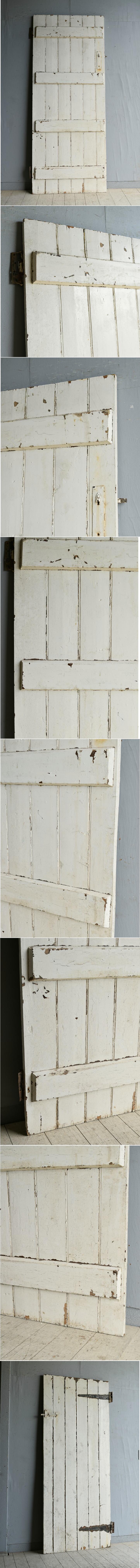 イギリス アンティーク ドア 扉 建具 8343