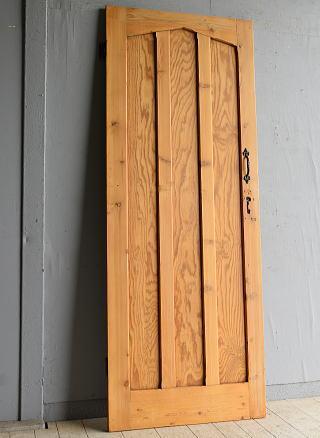 イギリス アンティーク パイン ドア 扉 建具 8345