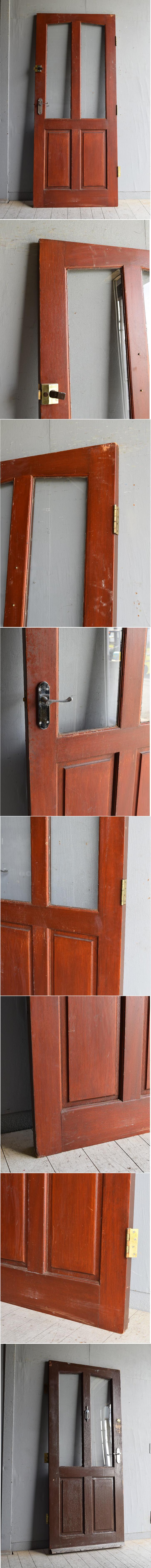 イギリス アンティーク ドア 扉 建具 8347