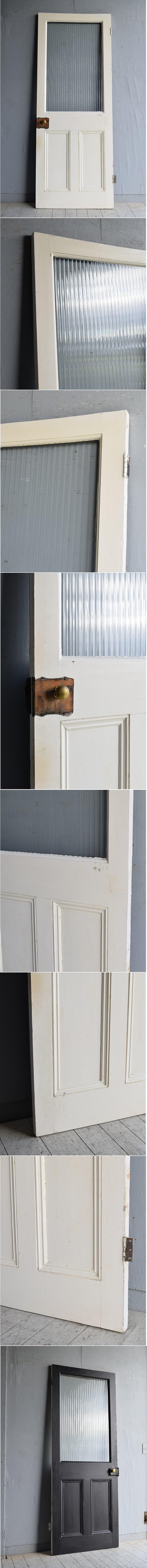 イギリス アンティーク ドア 扉 建具 8348