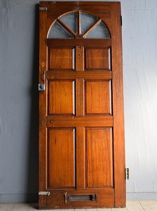 イギリス アンティーク ドア 扉 建具 8372