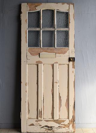 イギリス アンティーク ドア 扉 建具 8390