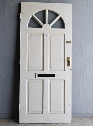 イギリス アンティーク ドア 扉 建具 8392