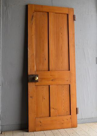 イギリス アンティーク オールドパイン ドア 扉 8403