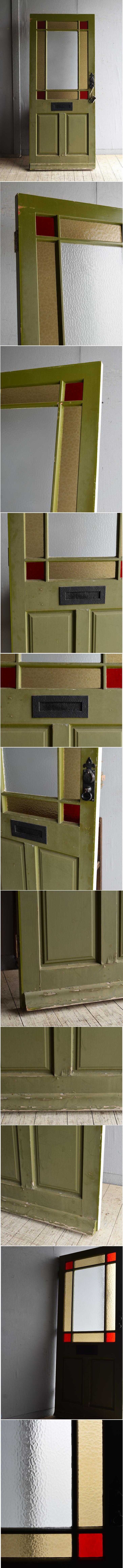 イギリス アンティーク ドア 扉 建具 8404