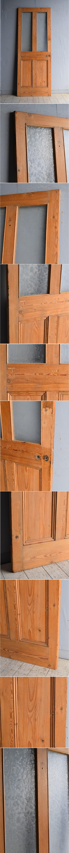 イギリス アンティーク ドア 扉 建具 8409