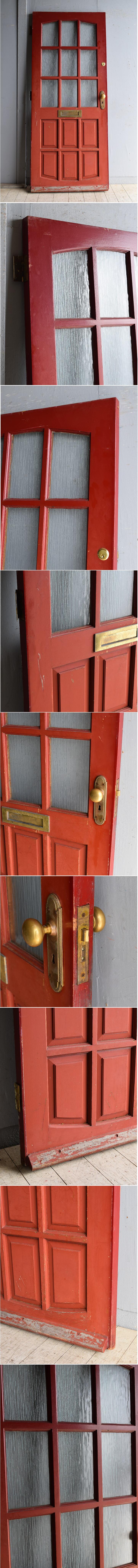 イギリス アンティーク ドア 扉 建具 8415