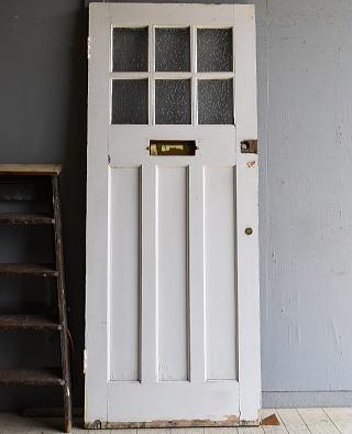 イギリス アンティーク ドア 扉 建具 8448