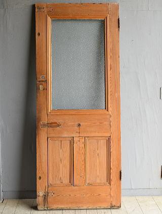 イギリス アンティーク ドア 扉 建具 8456