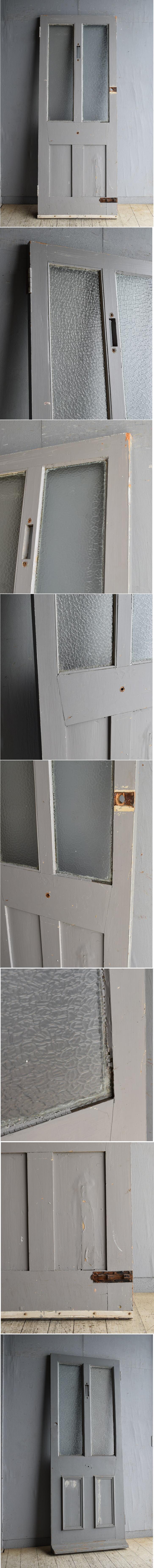 イギリス アンティーク ドア 扉 建具 8488