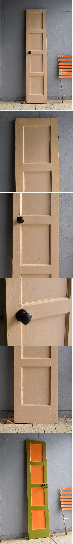 イギリス アンティーク ドア 扉 建具 8511