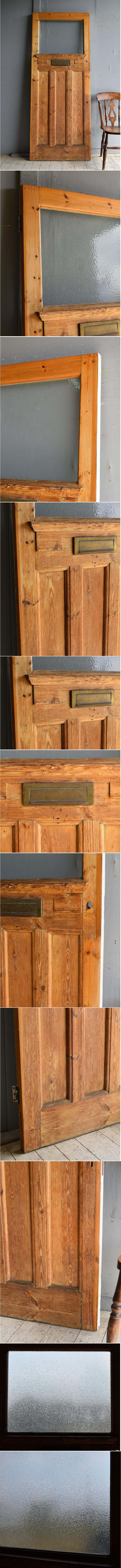 イギリス アンティーク ドア 扉 建具 8535