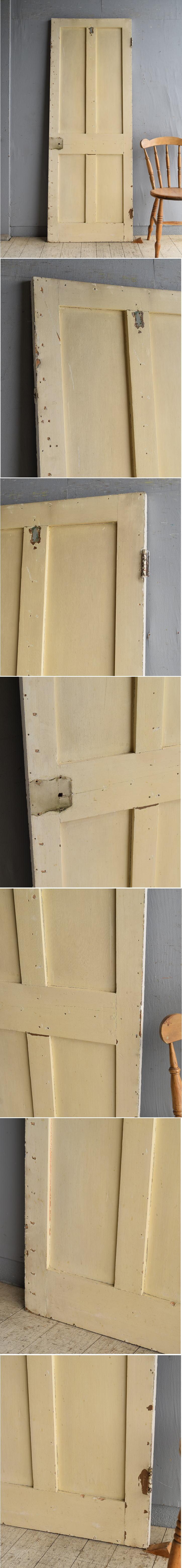 イギリス アンティーク ドア 扉 建具 8537