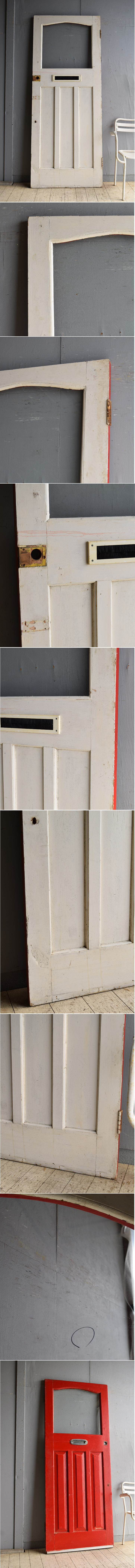 イギリス アンティーク ドア 扉 建具 8555