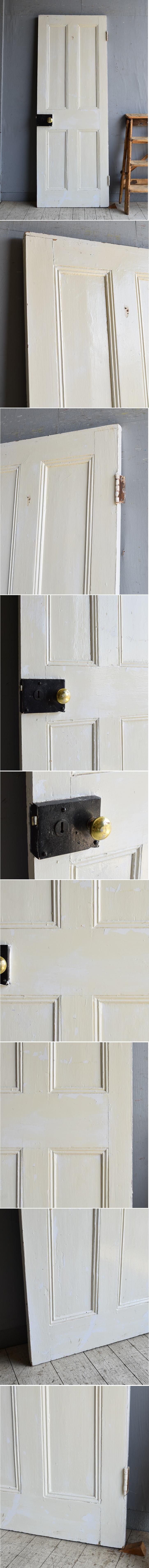 イギリス アンティーク ドア 扉 建具 8564