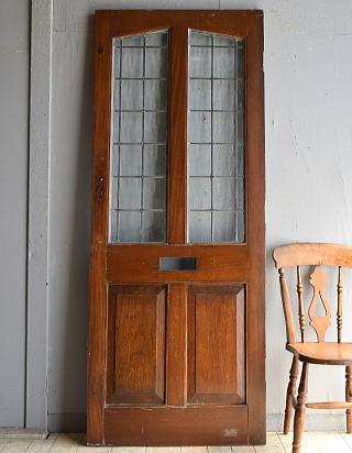 イギリス アンティーク ドア 扉 建具 8570