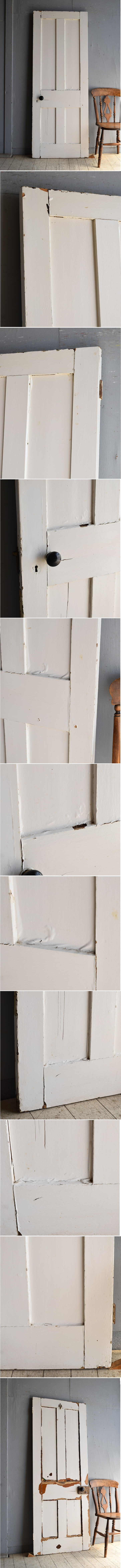イギリス アンティーク ドア 扉 建具 8575