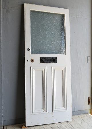 イギリス アンティーク ドア 扉 建具 8598
