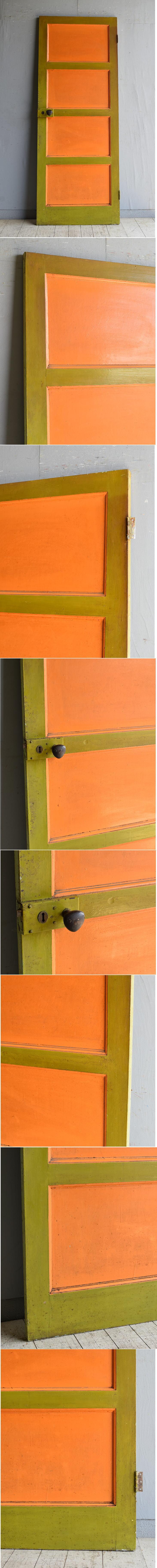 イギリス アンティーク ドア 扉 建具 8599